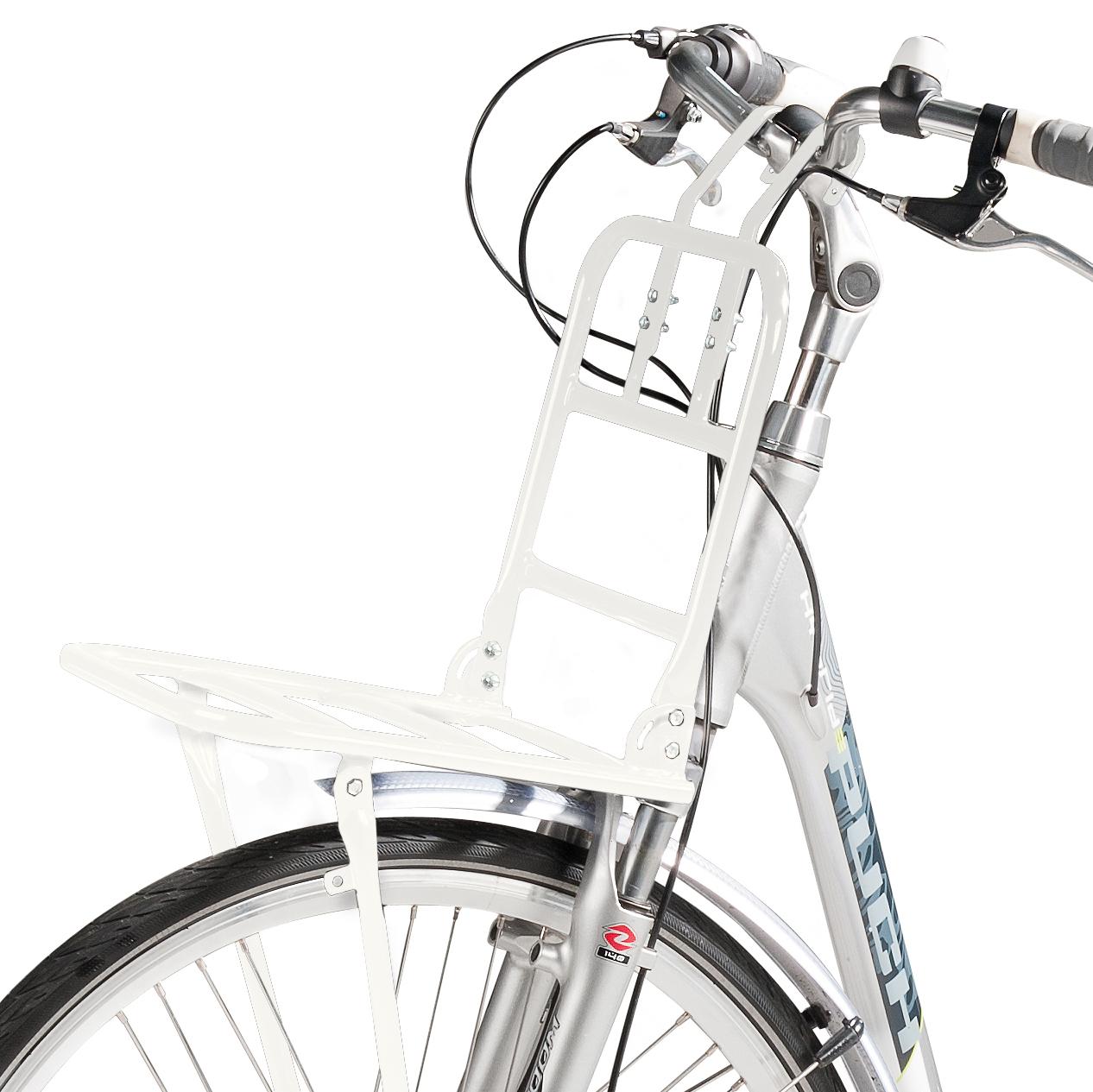 bagażnik rowerowy holenderski przedni